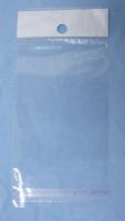 Cellofan pose 6 x 14 cm ca 100 stk