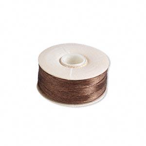 Nylontråd brun 0,15 mm