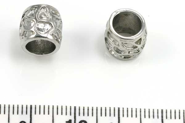 Rustfri stål led 6,5 mm hul