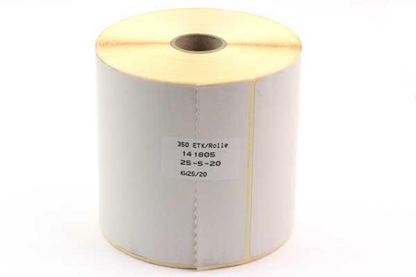 Termo etikette Postnord 102x192 mm 350 stk