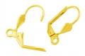 Ørebøjle 10 par golden color
