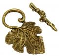 Smykke lås  Tibetansk sølv guldfarve