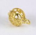 Smykkelås gold color